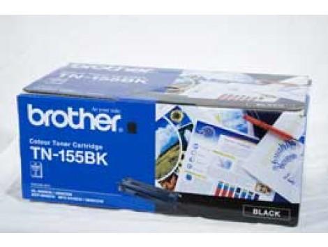 Genuine Brother TN-155BK Black Toner Cartridge