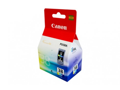 Genuine Canon CL38 Colour Ink Cartridge