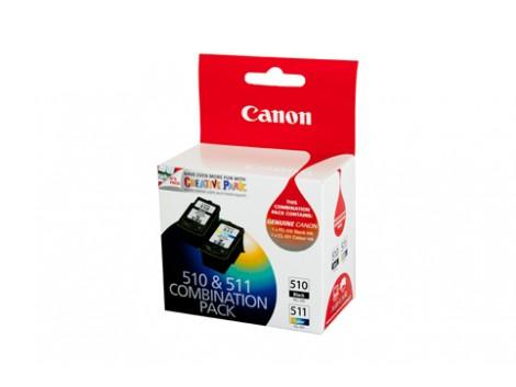 Genuine Canon PG510CL511CP Black Ink Cartridge