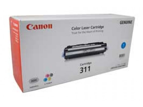 Genuine Canon CART311C Cyan Toner Cartridge