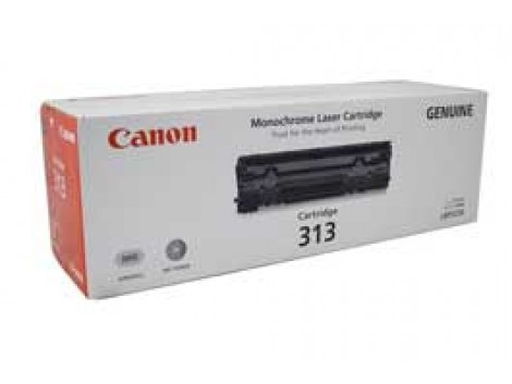 Genuine Canon CART313 Black Toner Cartridge