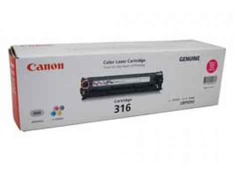 Genuine Canon CART316M Magenta Toner Cartridge