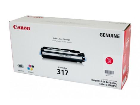 Genuine Canon CART317M Magenta Toner Cartridge