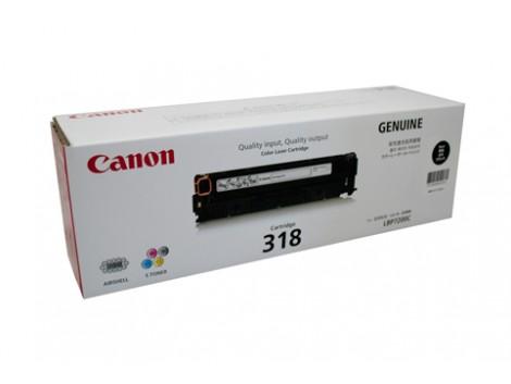 Genuine Canon CART318BK Black Toner Cartridge