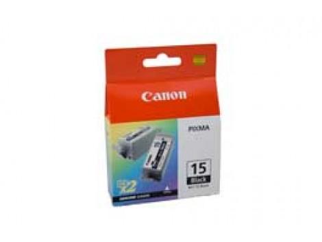 Genuine Canon BCI15BK Black Ink Cartridge