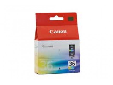 Genuine Canon CLI36C Colour Ink Cartridge
