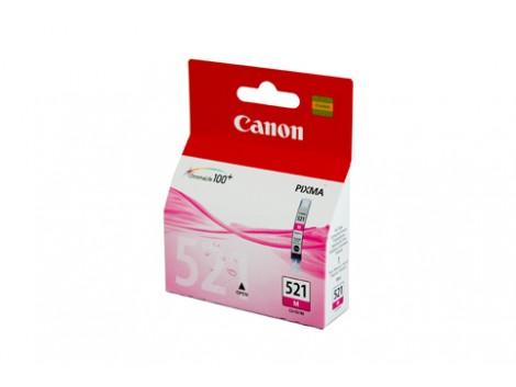 Genuine Canon CLI521M Magenta Ink Cartridge