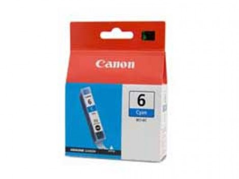 Genuine Canon BCI6C Cyan Ink Cartridge