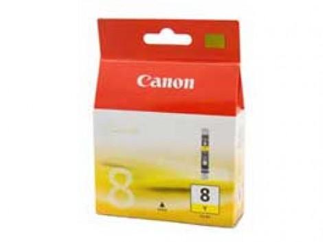 Genuine Canon CLI8Y Yellow Ink Cartridge