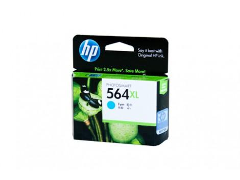 Genuine HP CB323WA Cyan Ink Cartridge
