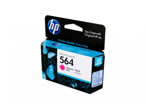 Genuine HP CB319WA Magenta Ink Cartridge