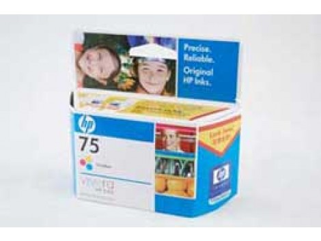 Genuine HP CB337WA Colour Ink Cartridge
