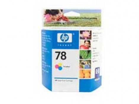 Genuine HP C6578DA Colour Ink Cartridge