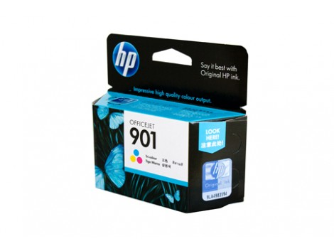 Genuine HP CC656AA Colour Ink Cartridge