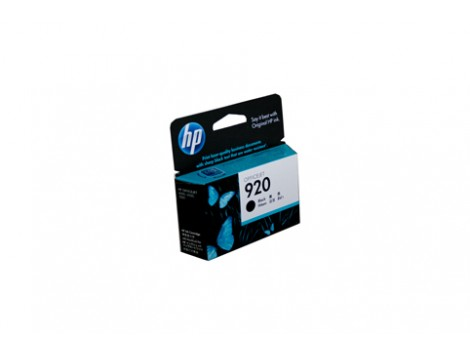 Genuine HP CD971AA Black Ink Cartridge
