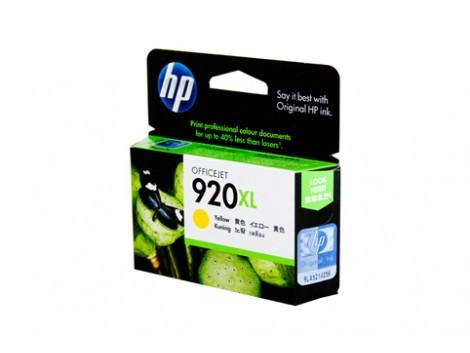 Genuine HP CD974AA High Yield Yellow Ink Cartridge