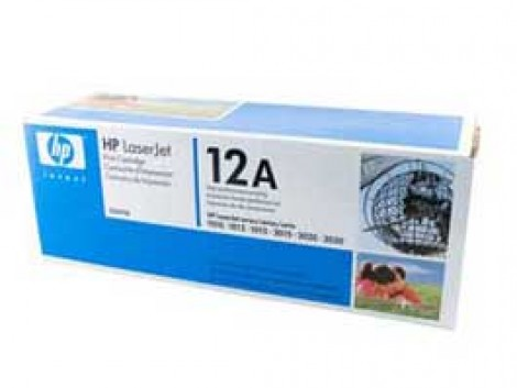 Genuine HP Q2612A Toner Cartridge