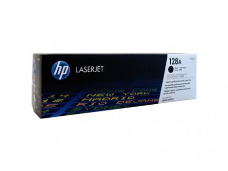 Genuine HP CE320A Black Toner Cartridge