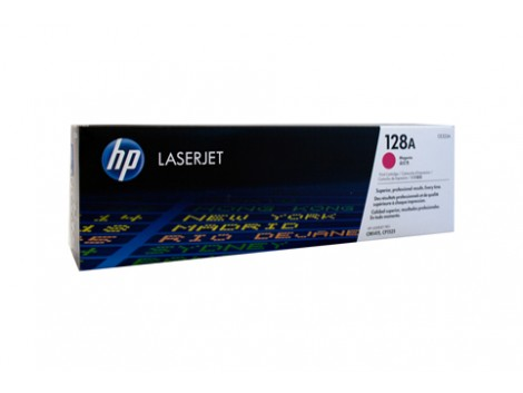 Genuine HP CE323A Magenta Toner Cartridge