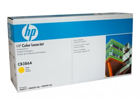 Genuine HP CB386A Yellow Drum Unit