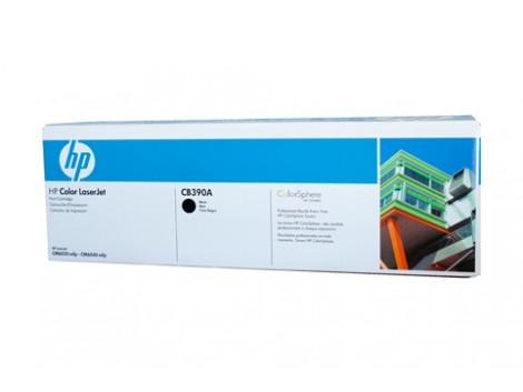 Genuine HP CB390A Black Toner Cartridge