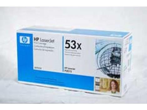 Genuine HP Q7553X Toner Cartridge
