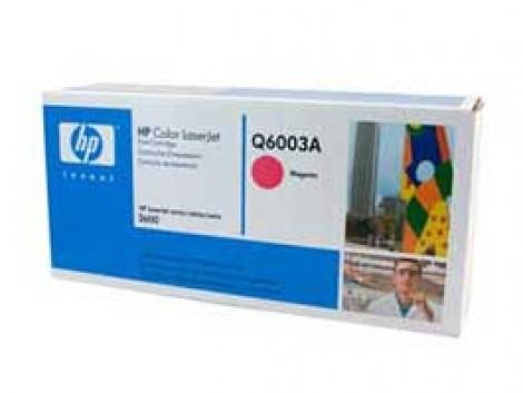 Genuine HP Q6003A Magenta Toner Cartridge