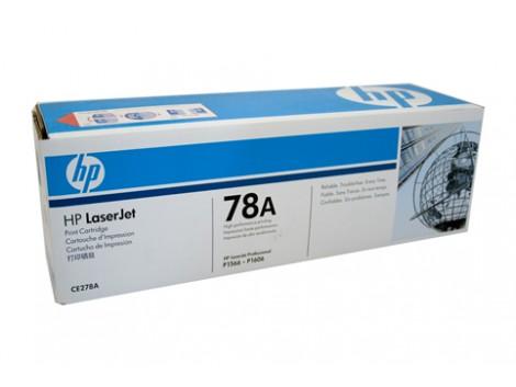Genuine HP CE278A Black Toner Cartridge