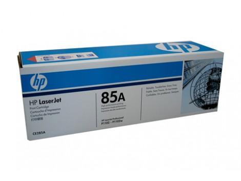 Genuine HP CE285A Black Toner Cartridge