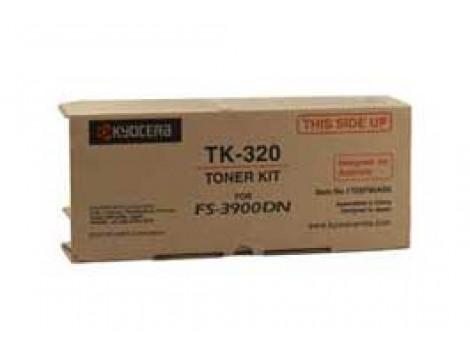 Genuine Kyocera TK-320 Black Toner Cartridge