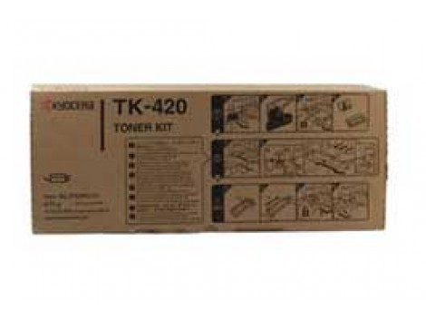 Genuine Kyocera TK-420 Toner Cartridge
