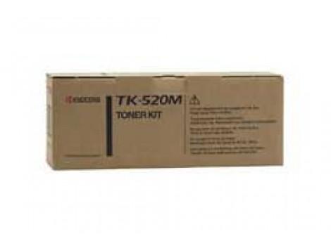 Genuine Kyocera TK-520M Magenta Toner Cartridge