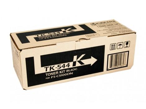 Genuine Kyocera TK-544K Black Toner Cartridge