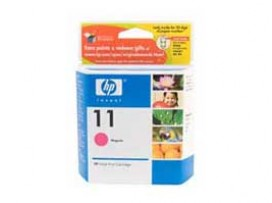 Genuine HP C4837A Magenta Ink Cartridge