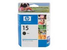 Genuine HP C6615DA Black Ink Cartridge