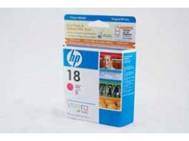 Genuine HP C4938A Magenta Ink Cartridge