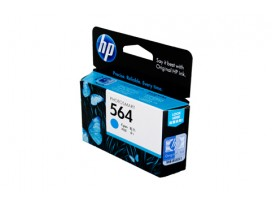 Genuine HP CB318WA Cyan Ink Cartridge