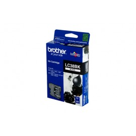 Genuine Brother LC-38BK Black Ink Cartridge