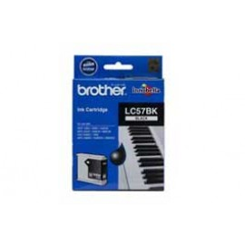 Genuine Brother LC-57BK Black Ink Cartridge