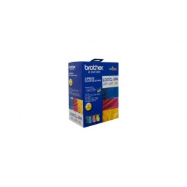 Genuine Brother LC-67CL3PK Colour Ink Cartridge