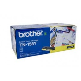 Genuine Brother TN-155Y Yellow Toner Cartridge