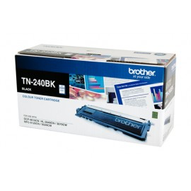 Genuine Brother TN-240BK Black Toner Cartridge