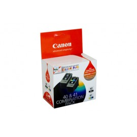 Genuine Canon PG40CL41CP Black Ink Cartridge