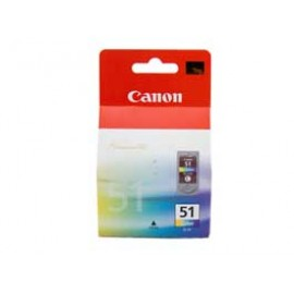 Genuine Canon CL51 High Yield Colour Ink Cartridge