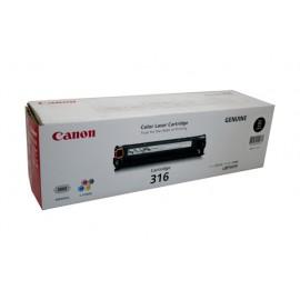 Genuine Canon CART316BK Black Toner Cartridge