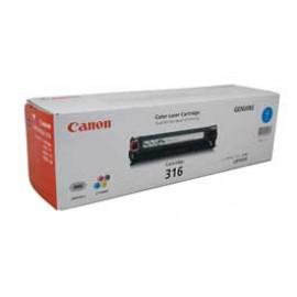 Genuine Canon CART316C Cyan Toner Cartridge