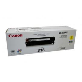 Genuine Canon CART318Y Yellow Toner Cartridge