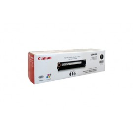 Genuine Canon CART416BK Black Toner Cartridge