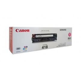 Genuine Canon CART418M Magenta Toner Cartridge