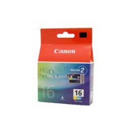 Genuine Canon BCI16C Colour Ink Cartridge